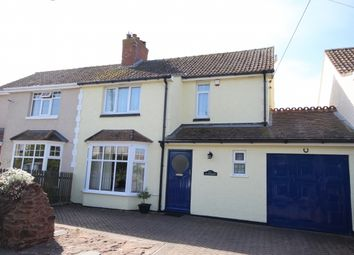Thumbnail 3 bed semi-detached house for sale in The Oaks, Wembdon Rise, Wembdon, Bridgwater