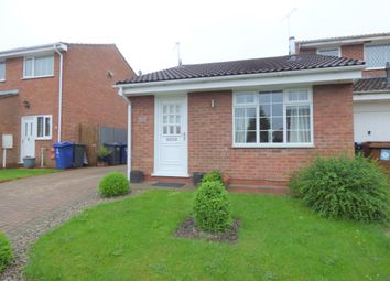 Thumbnail 2 bed detached bungalow to rent in Glamis Close, Stretton, Burton-On-Trent