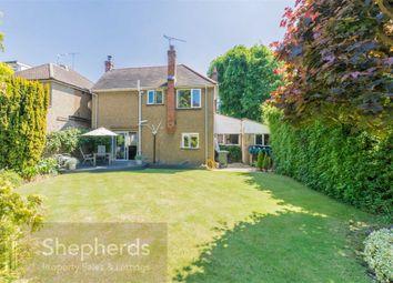 Thumbnail 3 bedroom detached house for sale in Bourne Close, Broxbourne, Hertfordshire
