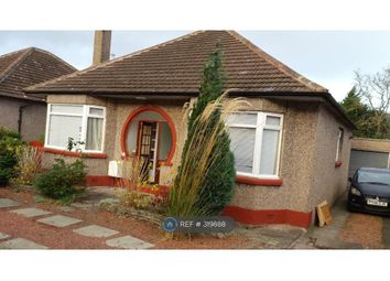 Thumbnail 3 bedroom bungalow to rent in Parkgrove Drive, Edinburgh