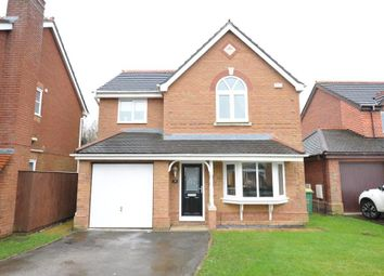 Thumbnail 4 bed detached house for sale in Bideford Way, Cottam, Preston, Lancashire
