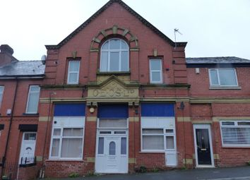Thumbnail 8 bed property for sale in Sharples Hall Street, Oldham