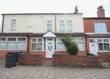 Thumbnail 4 bed terraced house to rent in Floyer Road, Small Heath, Birmingham