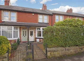 Thumbnail 3 bed terraced house for sale in Hookstone Road, Harrogate, North Yorkshire