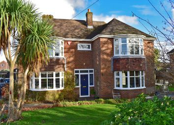 Thumbnail 5 bed detached house for sale in South Street, Pennington, Lymington