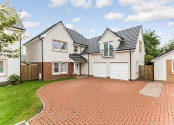 Thumbnail 4 bed detached house for sale in Mcnaughton Court, Stirling, Stirlingshire