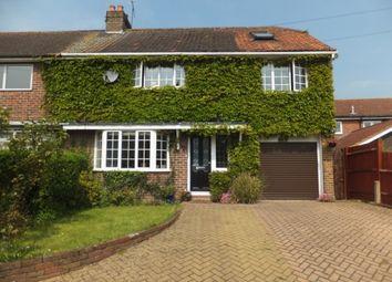 Thumbnail 4 bed semi-detached house for sale in Ryecroft Road, Otford, Sevenoaks