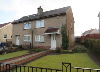 Thumbnail 2 bed semi-detached house for sale in Durward Way, Paisley