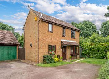 Thumbnail 3 bed detached house for sale in Rosebay Close, Walnut Tree, Milton Keynes, Buckinghamshire