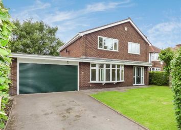 Thumbnail 4 bedroom detached house for sale in Sandbach Road, Lawton Heath End, Church Lawton