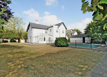 Thumbnail 4 bed detached house to rent in Ashley Road, Walton-On-Thames