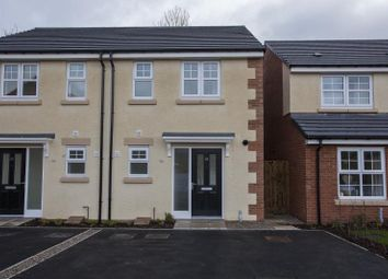 Thumbnail 2 bed semi-detached house to rent in Grangefields, Startforth, Barnard Castle, Co Durham