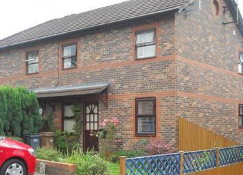Thumbnail 1 bed maisonette to rent in Maryfield Walk, Penkhull, Stoke-On-Trent, Staffordshire