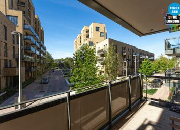 Thumbnail 2 bed flat for sale in Geoff Cade Way, Bow, London