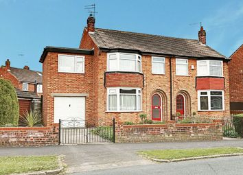 Thumbnail 4 bedroom semi-detached house for sale in Colville Avenue, Hull