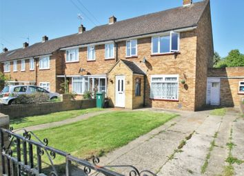 Thumbnail 3 bed end terrace house to rent in Nine Elms Avenue, Uxbridge, Middlesex