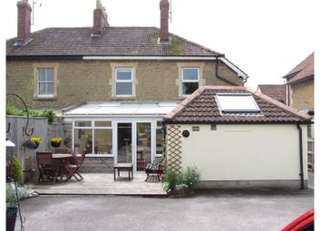 Thumbnail 3 bed semi-detached house for sale in Nunney Road, Frome