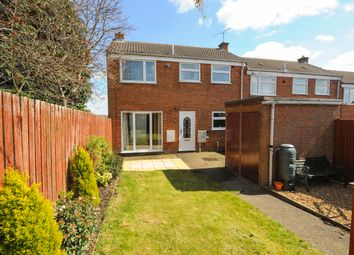 Thumbnail 3 bedroom end terrace house to rent in Rodsley Close, Chesterfield