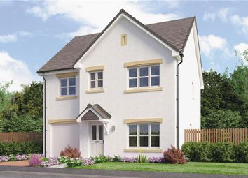 "Thumbnail 4 bed detached house for sale in ""Laing Det"" at Forthview Crescent, Currie"