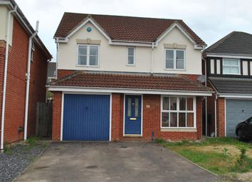 Thumbnail 4 bed detached house to rent in Abbey Meadow, Stonehills, Tewkesbury