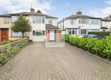 Thumbnail 3 bed semi-detached house for sale in Sundon Park Road, Luton