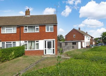 Thumbnail 2 bed semi-detached house for sale in Woodford Road, Dunstable