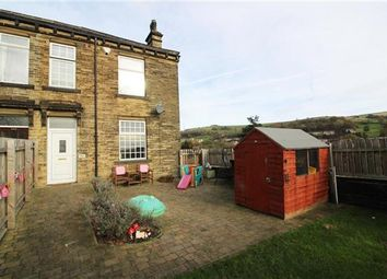 Thumbnail 3 bed end terrace house for sale in Huddersfield Road, Skircoat Green, Halifax