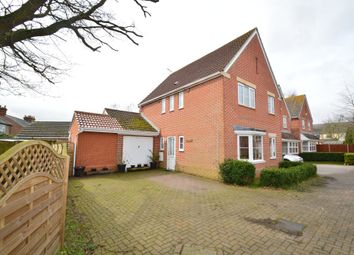 Thumbnail 5 bed detached house for sale in Laud Mews, Ipswich