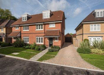 Thumbnail 4 bed detached house to rent in White Lodge Close, Tadworth