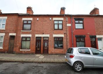 Thumbnail 3 bedroom terraced house for sale in Sherrard Road, Leicester, Leicestershire