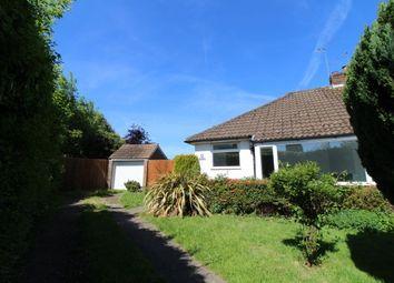 Thumbnail 2 bed semi-detached bungalow to rent in Westbury Close, Fleet