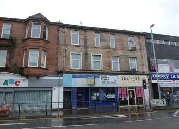 Thumbnail 1 bed flat to rent in Titchfield Street, Kilmarnock