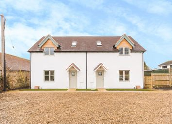 Thumbnail 3 bed semi-detached house for sale in Mill Road, Marcham, Abingdon
