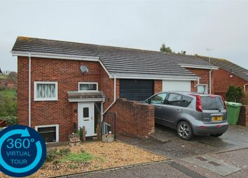 Thumbnail 4 bed semi-detached house for sale in Burrator Drive, Exwick, Exeter