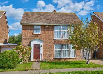 Thumbnail 4 bedroom detached house for sale in Lindfield Avenue, Seaford