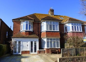 Thumbnail 4 bed property for sale in Braemore Road, Hove