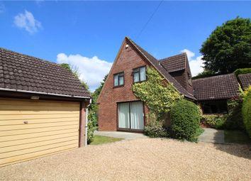 Thumbnail 3 bed detached house for sale in Spring Lane, Farnham, Surrey