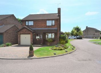Thumbnail 4 bed detached house for sale in Bluebell Avenue, Tiverton