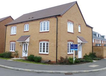 Thumbnail 4 bed detached house for sale in Buttercup Close, Evesham