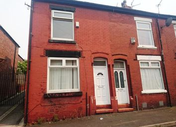Thumbnail 2 bed terraced house to rent in 40 Hertford Road, Manchester, Greater Manchester