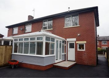Thumbnail 3 bed semi-detached house for sale in Willows Lane, Rochdale