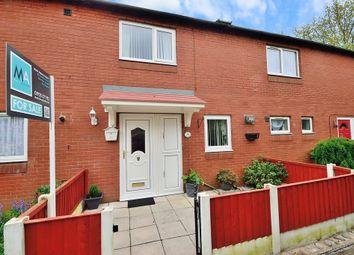 Thumbnail 1 bed terraced house for sale in Clarke Avenue, Latchford, Warrington