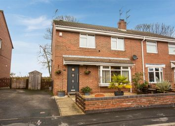 Thumbnail 4 bed semi-detached house for sale in Church Hill Green, Stanningley, Pudsey, West Yorkshire