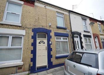 Thumbnail 2 bedroom terraced house to rent in Dunstan Street, Wavertree, Liverpool