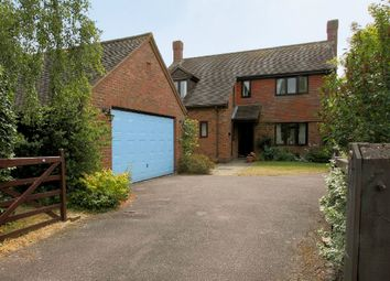 Thumbnail 4 bed detached house for sale in Drove Hill, Chilbolton