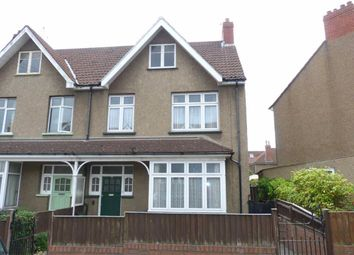 Thumbnail 3 bed end terrace house for sale in Bayham Road, Knowle, Bristol