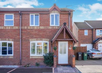 Thumbnail 3 bed semi-detached house for sale in The Hastings, Ibstock