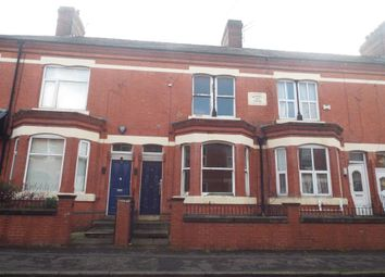 Thumbnail 3 bedroom terraced house for sale in Cliffdale Drive, Crumpsall, Manchester