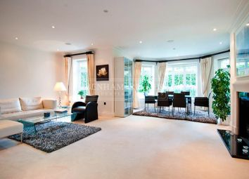 Thumbnail 3 bed flat to rent in Hampstead Way, Golders Green