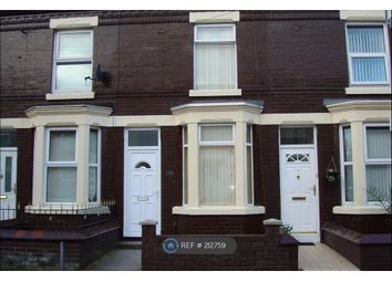 Thumbnail 2 bedroom terraced house to rent in Winchester Road, Liverpool
